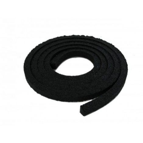 Junckers Black Rubber Expansion Strip