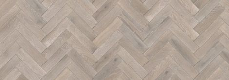WFUK Herringbone Oak Whitewashed 14mm x 10mm Brushed & Oiled