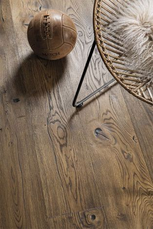 Boen Oak Antique Handcrafted Rustic