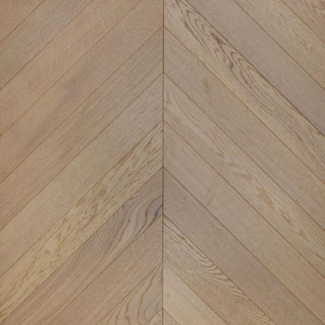 Europa Chevron Oyster 9mm x 90mm Brushed & UV Oiled