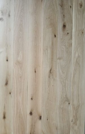 WFUK Oak Rustic Brushed Oiled 14mm x 190mm