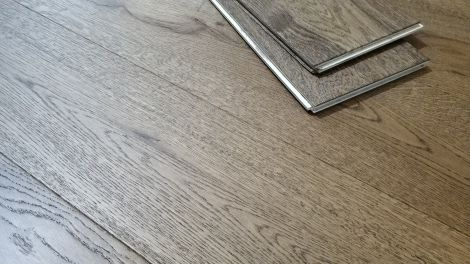 WFUK Mocha Oak Brushed and Lacquered 14mm x 190mm