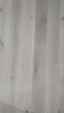WFUK Pure White Oak Brushed and Lacquered 14mm x 190mm