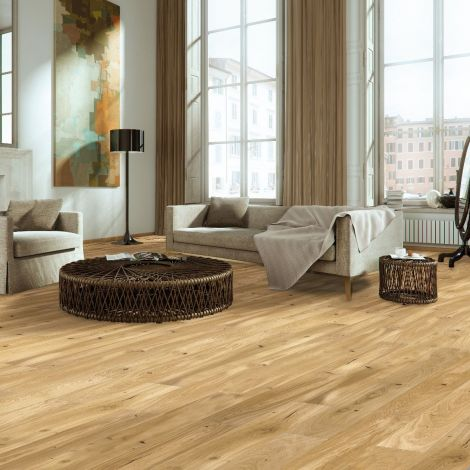 WFUK Oak 14 x 155mm Lacquered