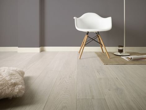 WFUK White Oak 14mm x 180mm Brushed Matt Lacquered