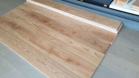 WFUK Eurowood Oak Character 21 x 185mm - Clearance seconds!