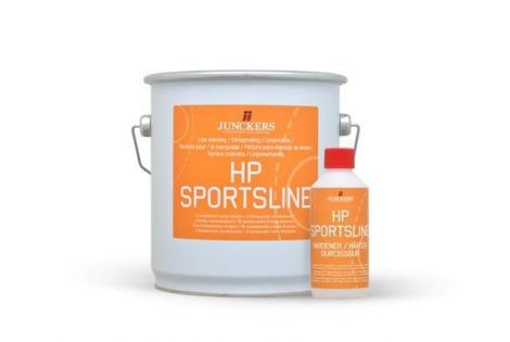 Junckers HP Sportsline paint 2.2 Litre