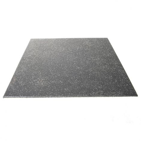 Acoustigym Tile Black/Grey Fleck 11mm