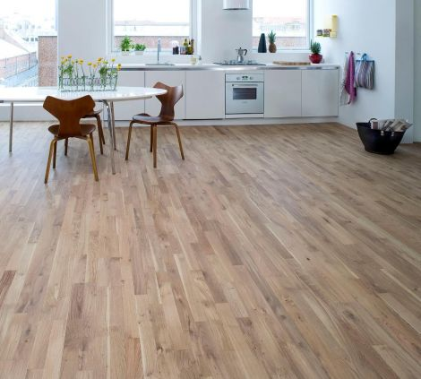 Junckers Nordic Oak Variation 2 Strip 14mm x 129mm