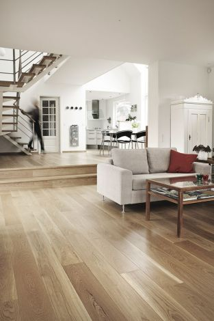 Junckers Oak Boulevard Harmony 20.5mm x 185mm