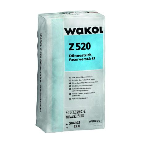 WAKOL Z 520 Thin Screed 22kg